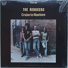 Reducers - Cruise To Nowhere LP Connecticut Powerpop Punk Doug Derek & The Hoax