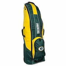 BRAND NEW Team Golf Green Bay Packers Golf Bag Travel Cover Green/Yellow 31081