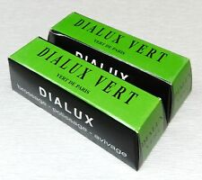 JEWELERS DIALUX GREEN ROUGE POLISHING COMPOUND JEWELRY POLISH VERT FOR SILVER