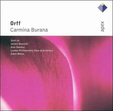 Orff: Carmina Burana, New Music