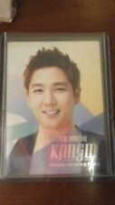 Super junior kangin smtown live tour official photocarCard Kpop K-pop bts btob