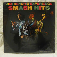 JIMI HENDRIX EXPERIENCE  SMASH HITS  ORIG. 2025 LP W/POSTER FACTORY SEALED