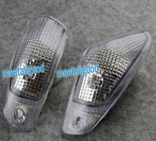 Front Turn Signal Blinker Indicator Lens For KAWASAKI ZX600E ZZR 400 600 94-04