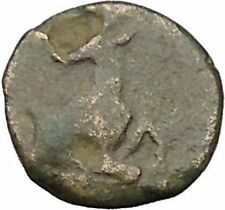 Ephesus (Ephesos) in Ionia 350BC Ancient Greek Coin BEE Stag    i46122
