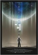 """056 Interstellar - Alien Space Travel Galaxy Hot Movie 24""""x35"""" Poster"""