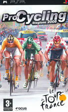 Pro Cycling Tour de France Stagione 2008 (ciclismo) Sony PSP it import Focus