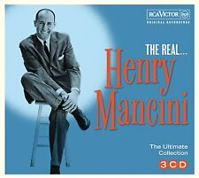 Henry Mancini REAL Best Of 60 Original Recordings ULTIMATE COLLECTION New 3 CD