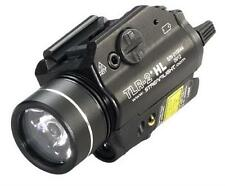 New! Streamlight TLR-2 HL LED Rail-Mounted Tactical Light with Red Laser 69261