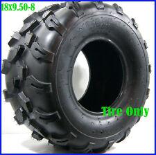 4PR 18x9.50-8 inch Rear Tyre Tire for ATV Quad Bike/Buggy RU