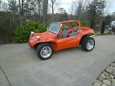 NO RESERVE STREET LEGAL VW MANX STYLE DUNE BUGGY MANX SHOW CAR REPLICA CAR