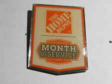 New Home Depot  month of service  Lapel Pin