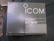 ICOM  BC-80E Desk quick charger for P & S/W series