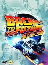 Back To The Future: 1 2 & 3 Trilogy Collection Box Set | New | Sealed | DVD