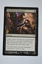 Mtg Magic the Gathering Modern Event Deck Inquisition of Kozilek