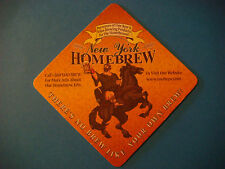 Coaster  *  NEW YORK Homebrew ~^~ Purveyors of Fine Beer & Wine Brewing Supplies