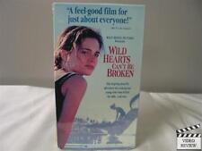 Wild Hearts Can't Be Broken VHS Gabrielle Anwar, Michael Schoeffling; Good