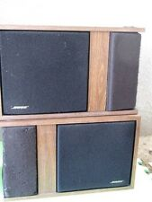 Bose 301 Series I Main / Stereo Direct Reflecting Bookshelf Speakers Pair L&R