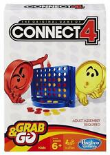 Hasbro Gaming Grab And Go Connect 4 Game Perfect For Traveling Travel Games