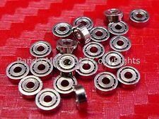 10pc 681 (1x3x1 mm) Metric OPEN Ball Bearing Bearings 1*3*1
