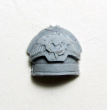 Warhammer 40K Forgeworld Space Marine Red Scorpions Honour Guard Shoulder Pad F