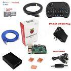 Raspberry Pi 3 Model B 1GB RAM Quad Core 1.2GHz CPU XBMC KODI OSMC Starter Kit