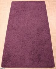 Teppich Hochflor Shaggy MERLIN 80x150 cm lila
