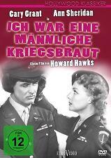 ICH WAR EINE MÄNNLICHE KRIEGSBRAUT (Cary Grant, Ann Sheridan) NEU+OVP