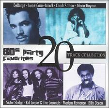 NEW - 80's Party Favorites by Various Artists