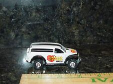 HOT WHEELS HOOKER HEADERS DODGE POWER PANEL  RUBBER TIRE LIMITED EDITION!