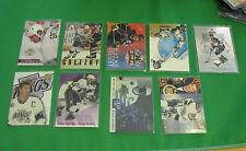 Wayne Gretzky lot of 7 cards upper deck Gold leaf Select The Leaf Fleer ultra