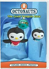 Octonauts: The Great Penguin Race 843501004920 (DVD Used Very Good)