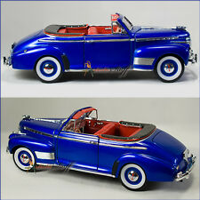 Welly 1941 Chevrolet Special Deluxe convertible 1:24 scale diecast NEW UNBOXED.