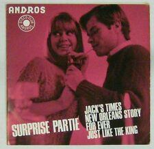 Andros 45 tours Publicitaire Surprise Partie