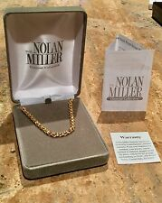 "NOLAN MILLER GLAMOUR COLLECTION ""SIMPLY CHARMING NECKLACE"" SPECTACULAR!!"