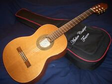 FROM FRANCE BEAUTIFUL J. MARCARIO FLAMENCO NEGRA MODEL 55 FN GUITAR, CLASSICAL