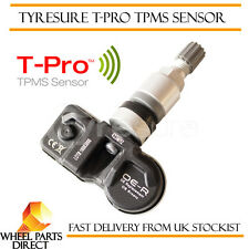 TPMS Sensor (1) OE Replacement Tyre Pressure Valve for Saab 9-3 Cabrio 2003-2011
