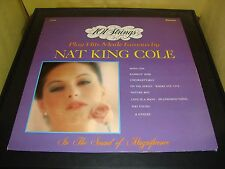 Alshire Featuring 101 String Hits Made Famous by Nat King Cole Vinyl Album 12""
