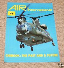 Air Enthusiast International May 1979 Vol 17 No 1 - Chinook