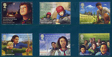 GB 2007 EUROPA CENTENARY of SCOUTING SET MNH