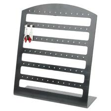 High Quality 72 Holes Earrings Jewelry Display Handmade Organizer Stand Hol