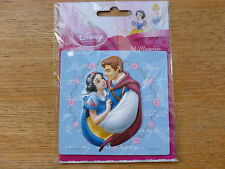 BRAND NEW DISNEY PRINCESS SNOW WHITE AND PRINCE CHARMING 3D FRIDGE MAGNET