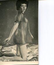 Photo femme nue nu vintage année 60 argentique (A08245) Livraison gratuite