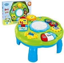 Free Delivery!GREEN TOTS KIDS 2 IN1 MUSICAL LEARNING TABLE baby toddler children