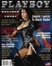 Chyna 8x10 Photo WWE Diva Champ DX January 2002 Playboy Magazine Cover Picture