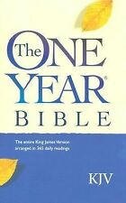 The One Year Bible Compact Edition KJV, , Good Book