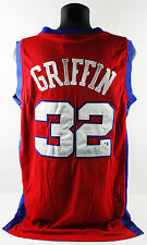 BLAKE GRIFFIN SIGNED LOS ANGELES CLIPPERS JERSEY! GLOBAL COA GV698610