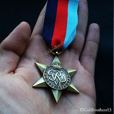 THE 1939 - 1945 STAR WW2 MILITARY MEDAL BRITISH COMMONWEALTH REPLICA