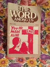 The Word Among Us, You He Made Alive Catholic Daily Readings dated May 1984