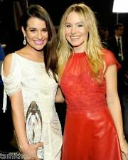 Kristen Bell and Lea Michele Glee 8x10 Photo 026