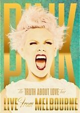 PINK-Truth About Love Melboure Tour-Region 4-New